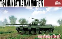 Afbeelding van T-64 main battle tank model 1972