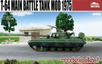 T-64 main battle tank model 1975