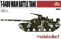 T-64BV Main Battle Tank
