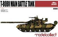 T-80BV Main Battle Tank の画像
