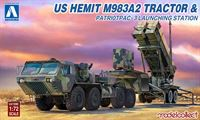 Bild von US HEMIT M983A4 Tractor & Patriot PAC-3 Launching Station