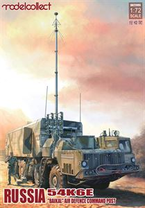 "Picture of Russian 54K6E ""Baikal"" Air Defence Command Post"